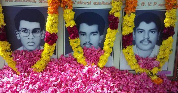 22 years to Communist Cruelty in Parumala